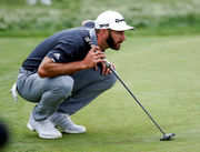 US Open 2018: Dustin Johnson leads after 2nd round; Tiger Woods fails to make cut