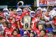 John Curtis 49, BR-Catholic 7: Patriots claim 27th state title