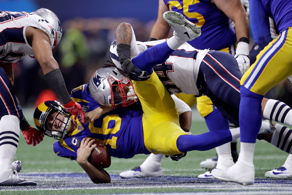 Patriots Win Super Bowl 53 10 Things We Learned As D Closes Book On