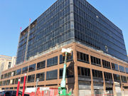 Work starting on redevelopment of former Nynex building in Syracuse