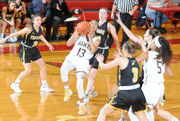 Becahi girls basketball fights off Freedom's late charge, advances to EPC final