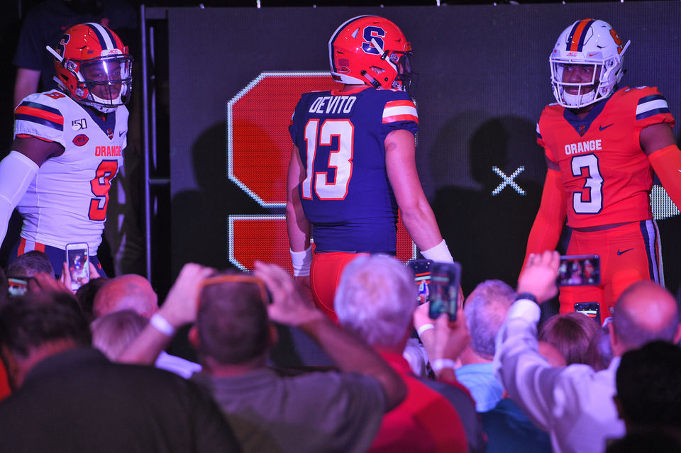 45d6db25 New Syracuse football uniforms look like the Cleveland Browns (what ...