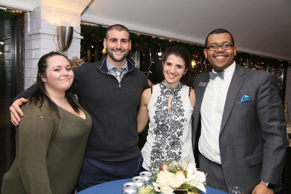 The Young Professional Society of Greater Springfield's January 2019 Third Thursday was held on January 17, 2019.