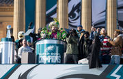 Philadelphia Eagles top SI power rankings, Nick Foles watches other QBs get big contracts and more