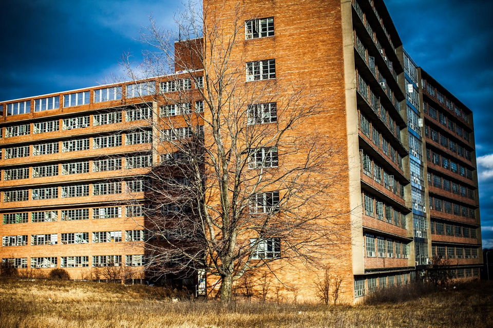 The haunting remnants of the abandoned Northville