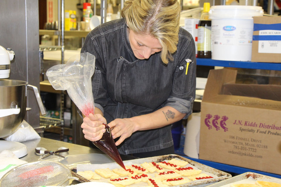 Sweet news: Chef Alina Eisenhauer becomes culinary director for The International in Bolton