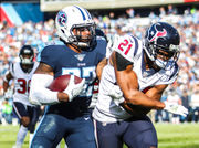 Tennessee Titans clear the way for Derrick Henry to become their starter at running back