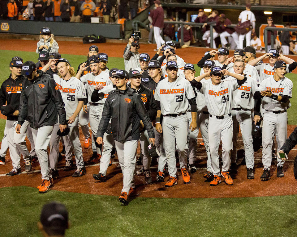 Oregon State vs. Minnesota: Game 2