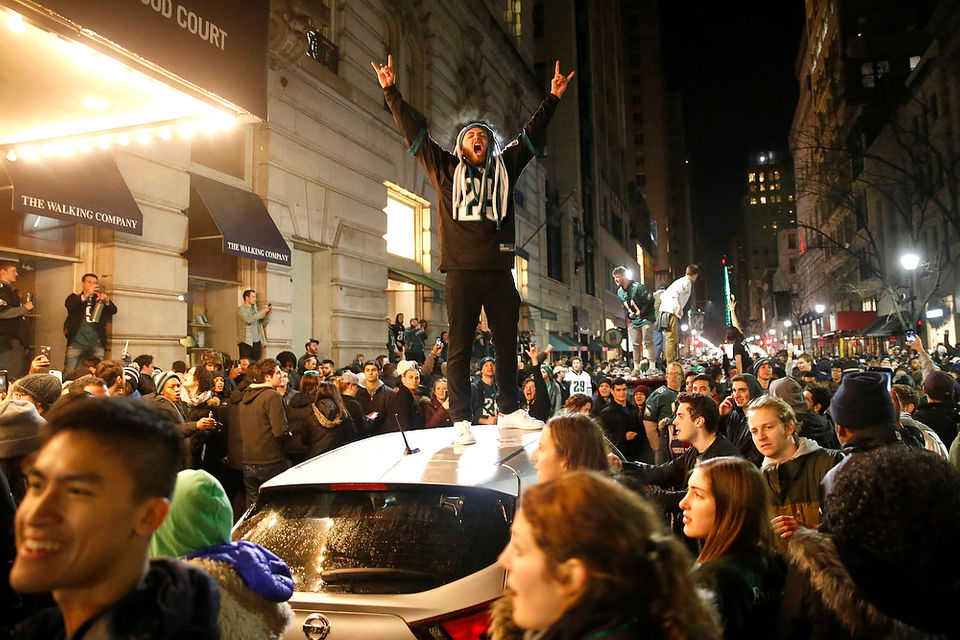 Super Bowl Parade: Weather forecast for Eagles victory parade in Philly