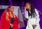Queen Latifah's team of pioneering female rappers rule Essence Fest 2018