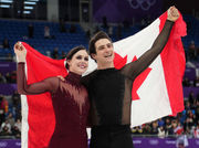 Winter Olympics 2018: Canadians earn gold in ice dancing, US men's hockey wins