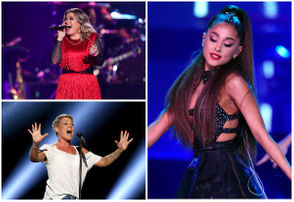 The weather may be frigid, but the hottest names in music are coming to Michigan this winter. From P!NK, Kelly Clarkson and Ariana Grande to Justin Timberlake, Metallica and The Who, these are the biggest concerts coming to a city near you this winter, along with a look ahead to summer.