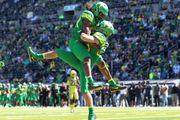 Defense, redshirt freshmen set the tone as Oregon Ducks wrap up practices with spring game