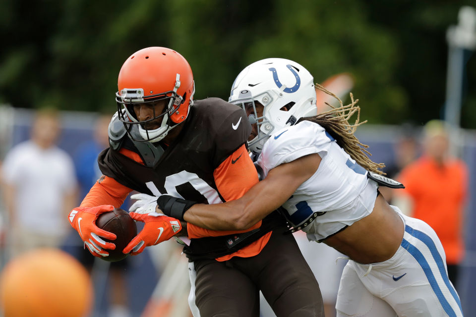 Jaelen Strong has some momentum and four other things to watch when the Browns play the Colts