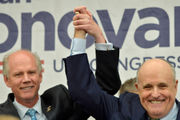 In high-stakes fight, Donovan, GOP turn to old reliable Giuliani (commentary)