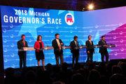 5 takeaways from Mackinac's governor debate on Mackinac Island