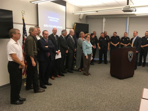 Police, prosecutors and health officials oppose legalization of marijuana in Michigan.
