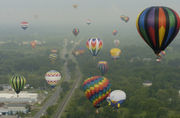 Every hot air balloon festival in Michigan