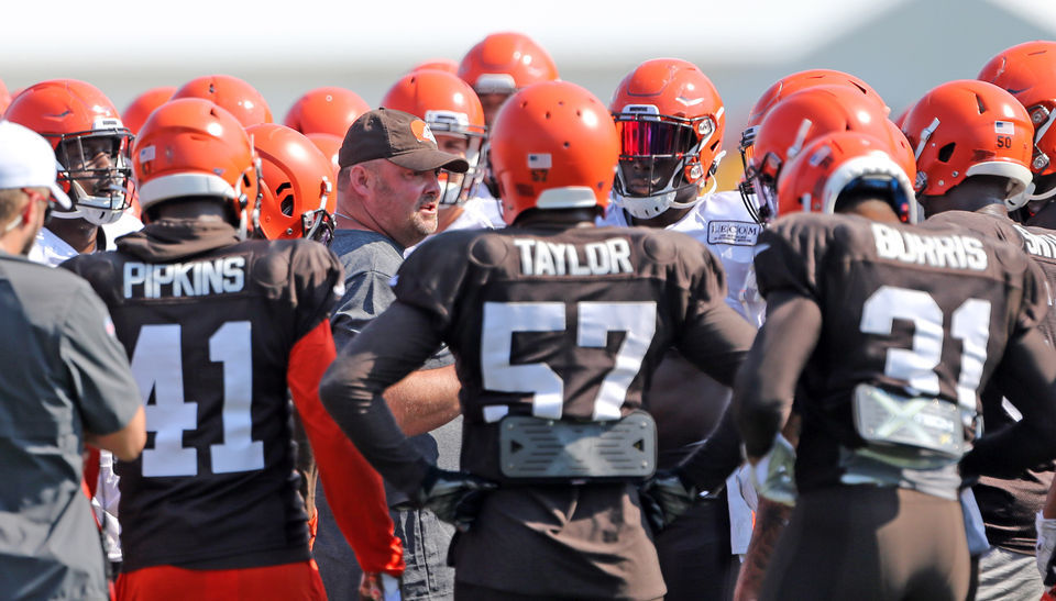 info for 1d7d6 bd4d1 Cleveland Browns Depth Chart: Take a look at how they are ...