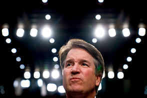 The second day of a confirmation hearing for Supreme Court nominee Brett Kavanaugh.