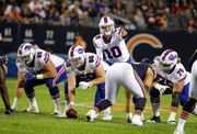 Jon Gruden: 'We feel like we got better at the quarterback position' with AJ McCarron