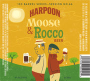 Harpoon Brewery is keeping the flavors of summer around a little longer with an ice cream-inspired ale
