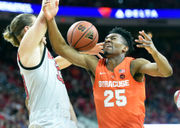 Syracuse basketball loses to NC State 73-58: Brent Axe recap