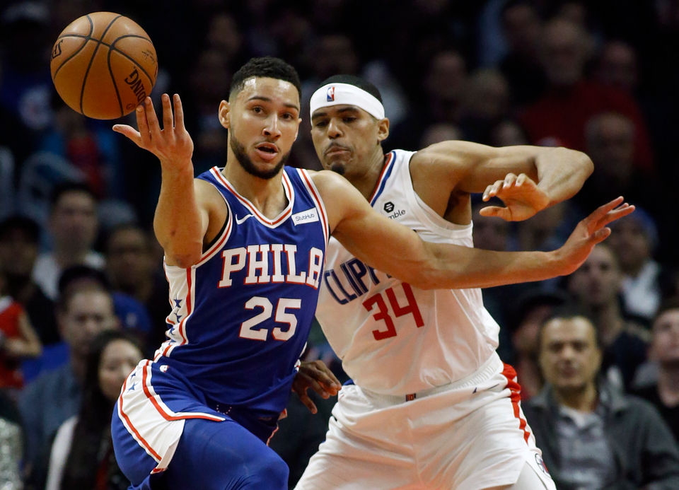 2cbc59d7561a NBA trade rumors  11 possible deals for Sixers  Ben Simmons