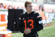 Oregon State's quarterback in waiting? Tristan Gebbia just thrilled to have a chance