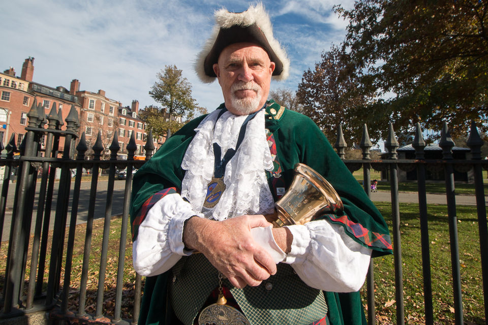 The Story Behind Boston Common's Christmas Tree Is One Of