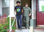 2 arrested during drug raid at Easton apartment (PHOTOS)