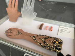 "Bespoke Bodies: The Design and Craft of Prosthetics ""surveys the past, present, and future of prosthetic design on a global scale."""
