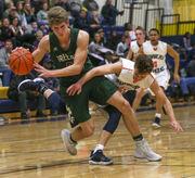 Saginaw-area boys basketball roundup: Freeland survives to beat Swan Valley