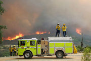 Wildfires scorching homes, land - and California's budget