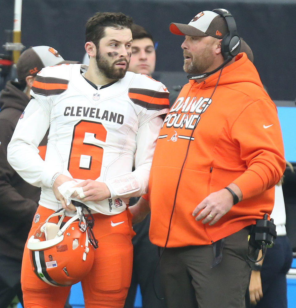 freddie kitchens  why the browns u0026 39  offense is clicking