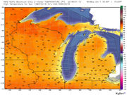 Mother's Day weekend weather: Up north a little better than southern Lower