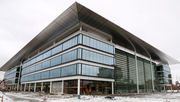 First Look: Joint CWRU / Cleveland Clinic Health Education Campus nearing completion