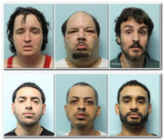 Suspects arrested in Fort Pleasant raid charged with drug conspiracy, unlawful weapon possession