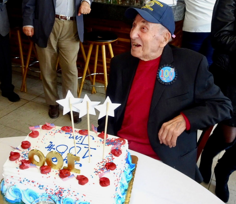 Centenarian says: Pride in your roots, integrity, hard work, secrets to longevity