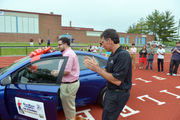 Graduating Holyoke High School senior lands a new car in Gary Rome Hyundai contest (photos, video)