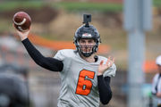 Canzano: Want to play QB at Oregon State someday? Football coach Jonathan Smith on his search