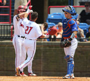 South Alabama finishes off 3-game sweep of UT Arlington with 7-2 win on Senior Day