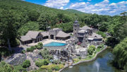 PHOTOS: Derek Jeter's jaw-dropping Upstate NY castle for sale for $14 million