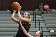 Amanda Rebsom, Forest Grove open Pacific Conference play with 51-44 win at Glencoe: Photos