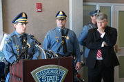 Some Mass. State Police troopers skipped as many as 100 overtime patrols on Massachusetts Turnpike