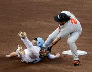 Oregon State baseball rallies past North Carolina to survive at College World Series: Live updates recap