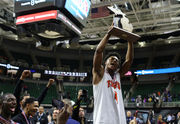 See photos as Benton Harbor wins 2018 Class B boys basketball state title