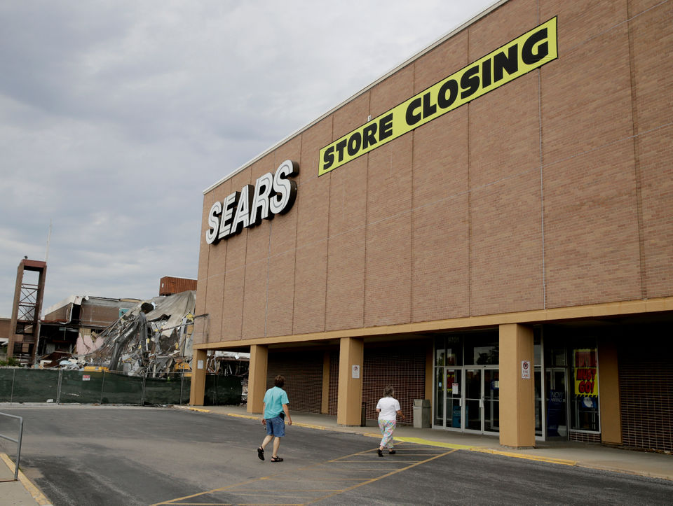 Sears files for Chapter 11 bankruptcy protection ahead of crucial holiday shopping season | NOLA River