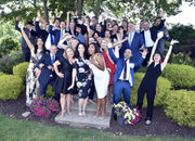 Seen@ The 2018 BusinessWest 40 Under Forty gala at The Log Cabin