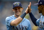 Jake Bauers: Here's what the first baseman/outfielder brings to the Cleveland Indians